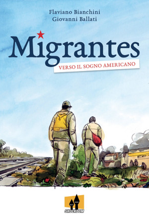 Migrantes - graphic novel Flaviano Bianchini
