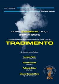 Il settimo compleanno delle Chiancarelle ribelli - Salerno e Taranto unite contro gli inquinatori