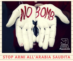 Stop armi all'Arabia Saudita