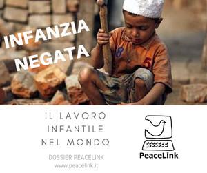 Infanzia negata, il lavoro infantile nel mondo