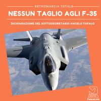 """Disco verde per gli F-35. """"Gli Stati Uniti sanno di poter fare affidamento della nostra parola"""""""