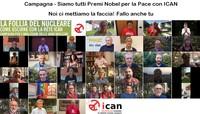 Voci dall'attivismo globale di pace