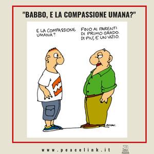 Compassione umana