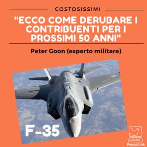 Gravissime accuse di un esperto militare contro gli F-35