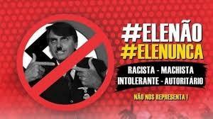 Manifesto contro Jair Bolsonaro