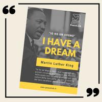 I lettori di PeaceLink cliccano su Martin Luther King