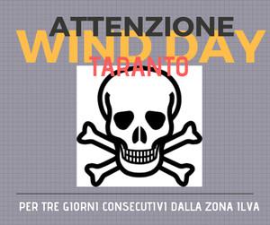 Wind Day per tre giorni consecutivi a Taranto