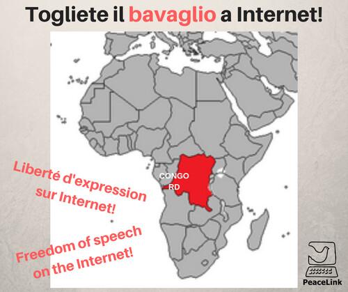 Libertè, Freedoom, Internet