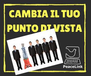 Cambia il tuo punto di vista con PeaceLink