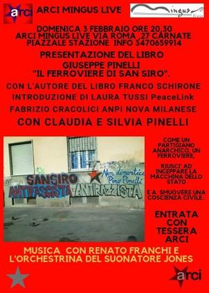 Giuseppe Pinelli: il ferroviere Anarchico
