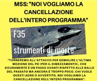 Ecco gli F-35 pentastellati