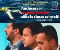 Strage di migranti in mare, Di Maio scarica le colpe sulla Francia