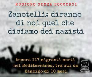 Migranti, l'indignazione di Zanotelli dopo il naufragio del 18 gennaio 2019