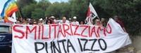 Nuovo poligono militare in Sicilia