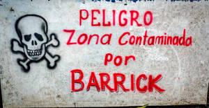 Barrick Gold in Repubblica dominicana