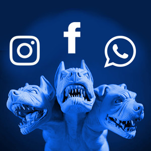 Facebook, WhatsApp, Instagram - Il Cerbero del XXI secolo