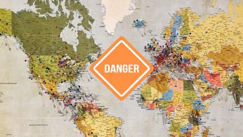 Danger INF mondo in pericolo