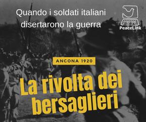 La rivolta dei bersaglieri di Ancona del 1920