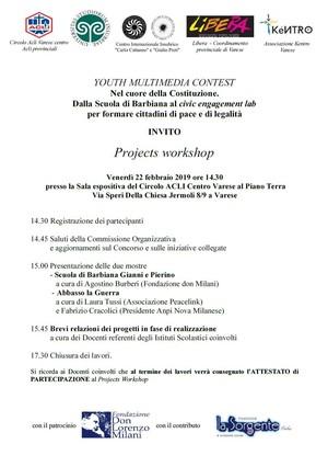 CONVEGNO a Varese