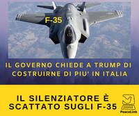 Cambio di strategia del M5s sugli F-35, il governo chiede di costruirne di più in Italia
