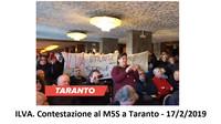 """Parlamentari pentastellati contestati a Taranto: """"Immunità penale, strage legale"""""""