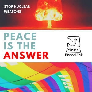 Peace is the answer: la pace è la risposta