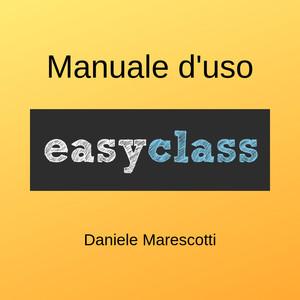 Manuale d'uso di Easyclass