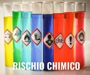 Rischio delle sostanze chimiche