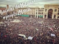 People: Prima le persone - Manifestazione Nazionale 2 marzo 2019, Milano