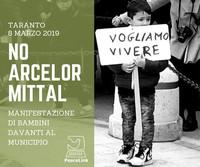 I bambini di Taranto vogliono vivere