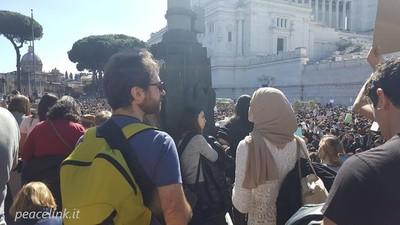 Studenti a Roma 15 marzo 2019 #fridaysforfuture (foto l.giannotti)