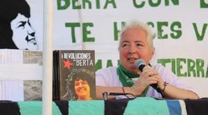 Claudia Korol (Foto G. Trucchi | Rel-UITA)