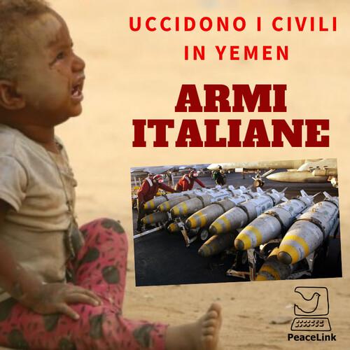 Armi italiane uccidono i bambini e i civili. Fanno finta di commuoversi per gli 85mila bambini morti di fame o malattia dall'intensificarsi della guerra in Yemen, come denunciato da Save the Children. Lacrime di coccodrillo. Perché se c'è una tragedia senza eguali dalla fine della Seconda guerra mondiale, per la quale la comunità internazionale, e in essa l'Occidente, porta una responsabilità vergognosa, questa tragedia si chiama Yemen. L'Italia continua a vendere armi al Paese maggiormente responsabile della mattanza yemenita: l'Arabia Saudita.