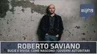 Le bugie pericolose per la democrazia secondo Saviano