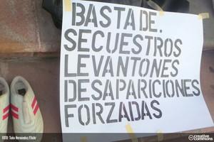 sparizioni forzate in Messico
