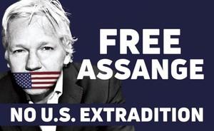 Assange free, libertà per Assange