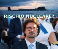 Toninelli sfila ad Augusta, ma ignora le denunce sul rischio nucleare in porto