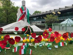 Monumento al Deportato. Nova Milanese