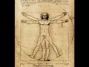 Leonardo, l'Uomo Vitruviano