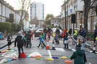 School streets le strade ai bambini!
