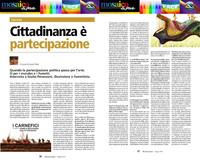 Cittadinanza è Partecipazione - Intervista a Giulio Peranzoni