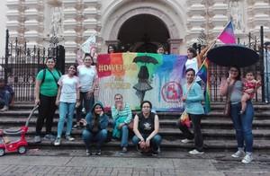17 maggio Tegucigalpa (Foto Apuvimeh)