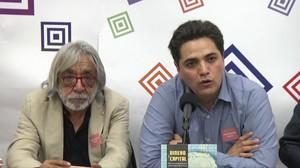 Mario Robles e Roberto Escorcia