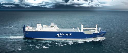 Bahri vessel