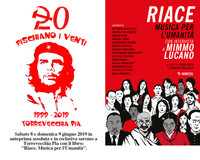 """In anteprima il Libro """"Riace, Musica per l'Umanità"""" a Torrevecchia Pia - Pavia"""