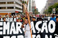 Brasile: il grido d'allarme degli indios