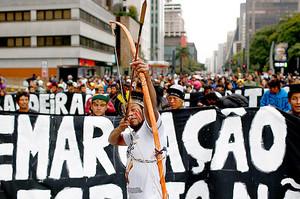 indios guarani