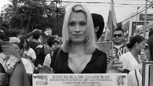 Bessy Ferrera assassinata il 7 luglio (Foto IM-Defensoras)