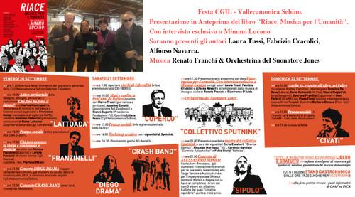 """""""Riace. Musica per l'Umanità"""". Con intervista esclusiva a Mimmo Lucano"""