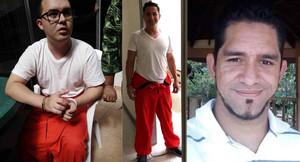 I tre detenuti politici
